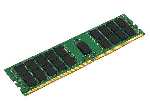 MEMÓRIA SERVIDOR DDR4 MEMORIA KSM24RD8-16MEI 16GB 2400MHZ ECC REG CL17 RDIMM 2RX8 MICRON