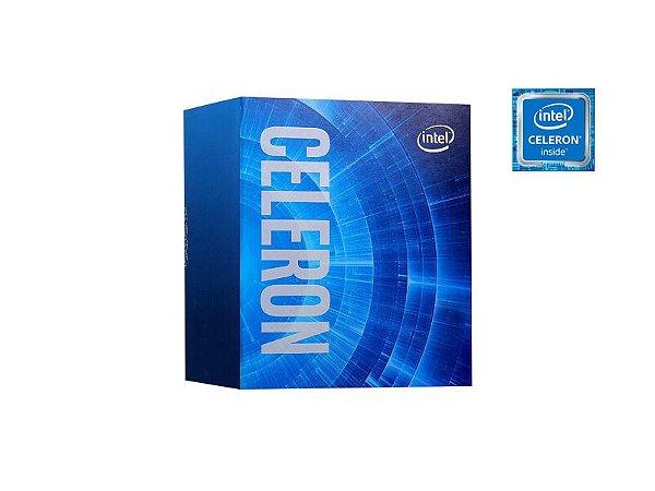 PROCESSADOR CELERON  PROCESSADOR BX80701G5905 G5905 3,5GHZ 4MB CACHE COM VIDEO 10 GERACAO LGA1200
