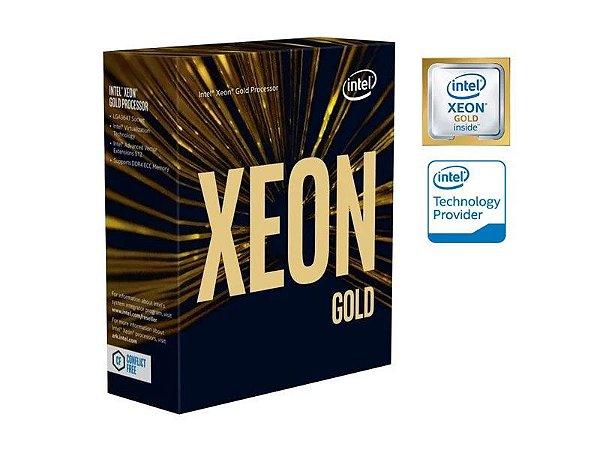 PROCESSADOR XEON ESCALAVEL LGA 3647 PROCESSADOR BX806955220R 5220R GOLD 24 CORES 2.20GHZ 35,75MB 9,6GTS SEM COOLER