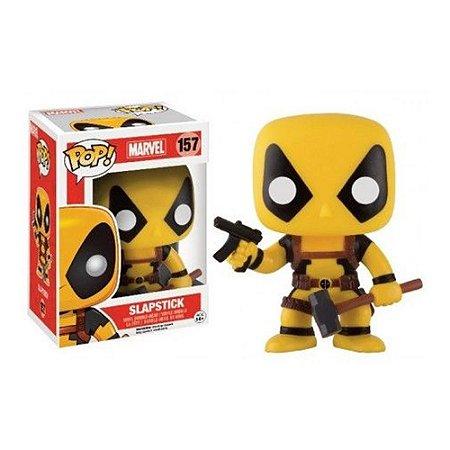 Boneco Funko Pop Marvel Deadpool - Slapstick 157