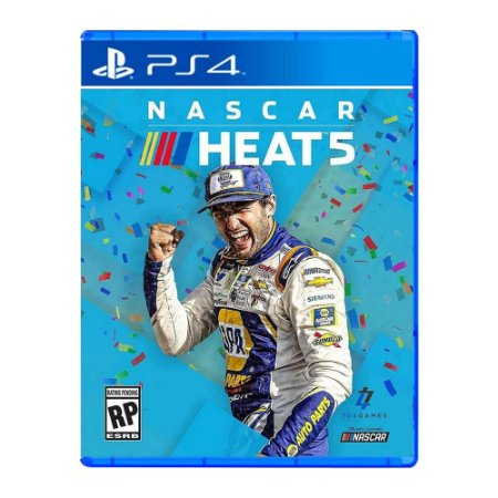 Jogo NASCAR Heat 5 - Ps4