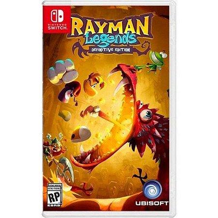 Rayman Legends Definitive Edition - Switch