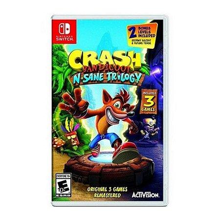 Crash Bandicoot N. Sane Trilogy Nintendo Switch