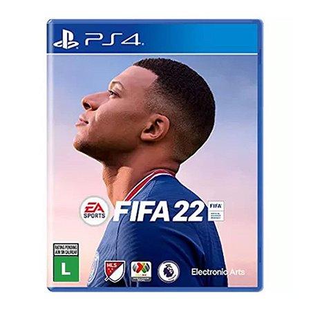 Jogo Fifa 22 - Ps4 (pré-venda)