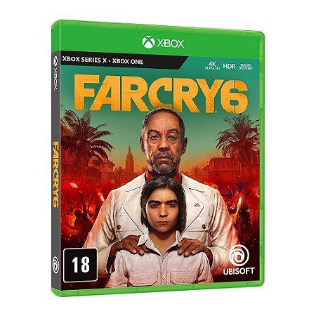 Jogo Far Cry 6 - Xbox One / Series