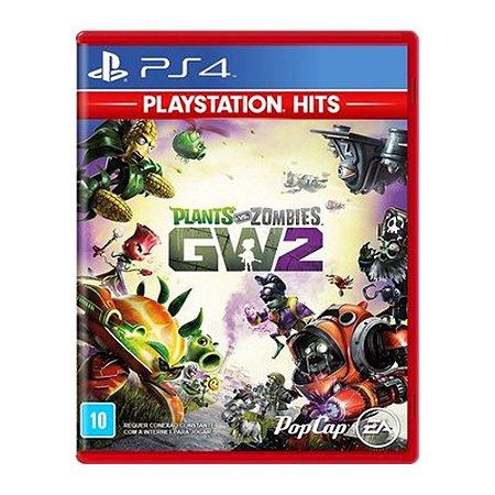 Jogo Plants Vs Zombies GW 2 BR - PS4