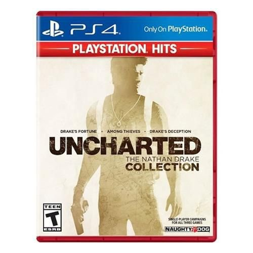 Jogo Uncharted The Nathan Drake Collection Ps4