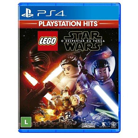 Jogo LEGO Star Wars: O Despertar da Força - Playstation Hits - PS
