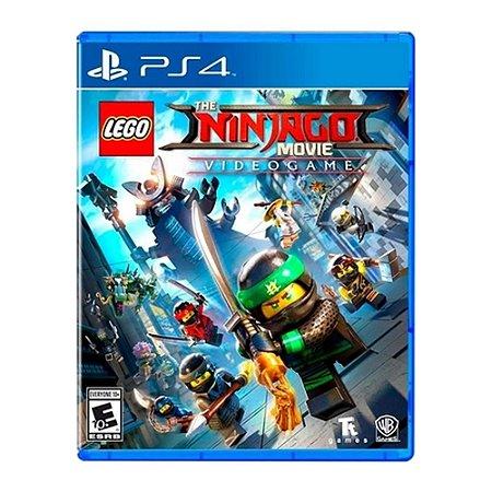 Jogo Lego Ninjago Movie Video Game - ps4