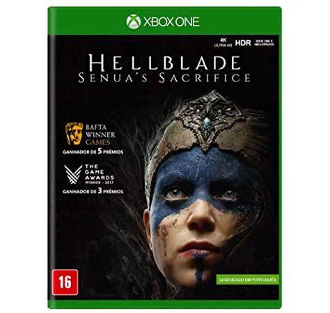 Jogo Hellblade Senuas Sacrifice Xbox One