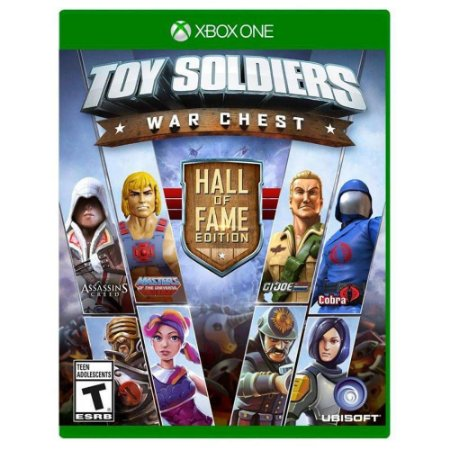 Jogo Toy Soldiers War Chest: Hall Of Fame Edition - Xbox One