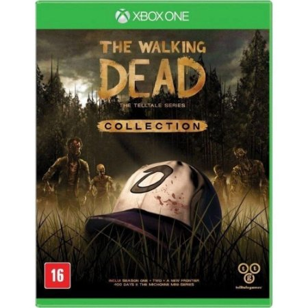 Jogo The Walking Dead Collection Xbox One