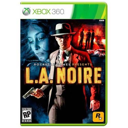 Jogo L.a. Noire Xbox 360