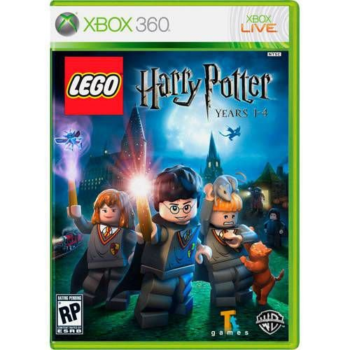 Jogo Lego Harry Potter Years 1-4 - Xbox 360