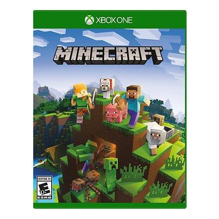 Jogo Minecraft - Xbox One (Seminovo)