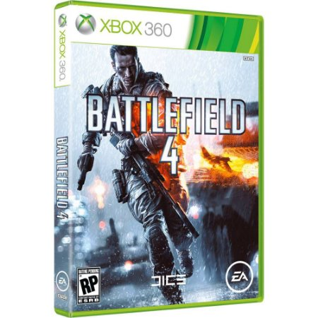 Jogo Battlefield 4 - XBOX 360 (Seminovo)