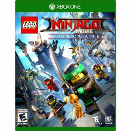Jogo LEGO Ninjago Movie Video Game - Xbox One