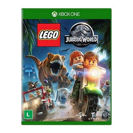 Jogo Lego Jurassic World Xbox One