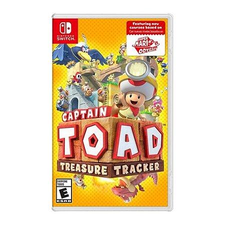 Jogo Captain Toad: Treasure Tracker - Nintendo Switch