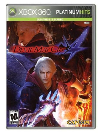 Jogo Devil May Cry 4 Xbox 360