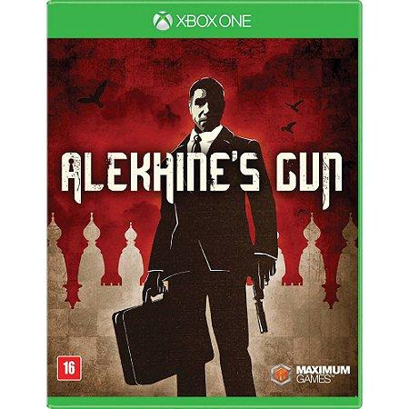 Jogo Alekhines Gun - Xbox One