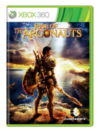 Jogo Rise of the argonauts xbox 360