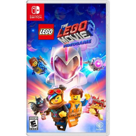 Jogo The Lego Movie 2 Videogame - Nintendo  Switch