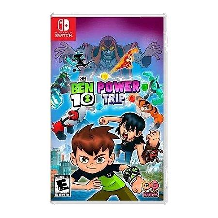 Jogo Ben 10 Power Trip - Nintendo Switch