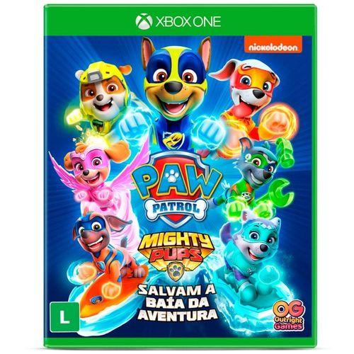 Jogo Patrulha Canina Super Filhotes Salvam a Baía da Aventura Xbox One