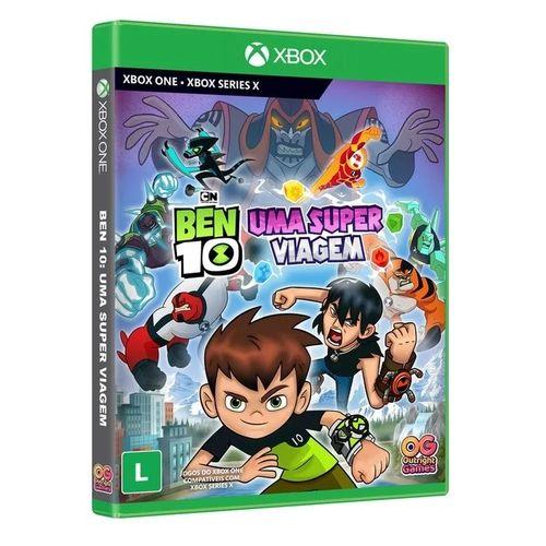 Jogo Ben 10 Uma Super Viagem Xbox One