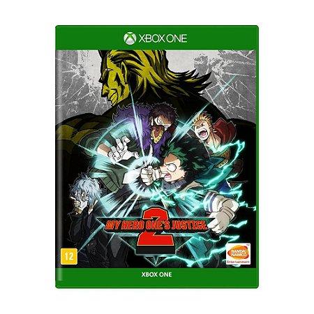 Jogo My Hero One's Justice 2 - Xbox One