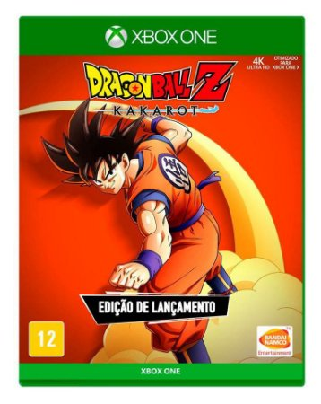 Jogo Dragon Ball Z Kakarot - Edição Padrão Xbox One