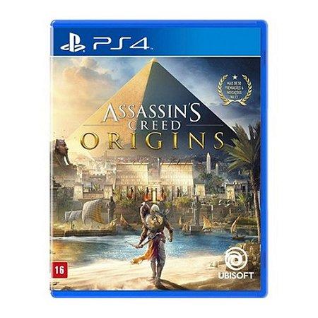 Jogo Assassins Creed Origins Ps4