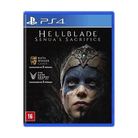 Jogo Hellblade Senua'S Sacrifice - Ps4