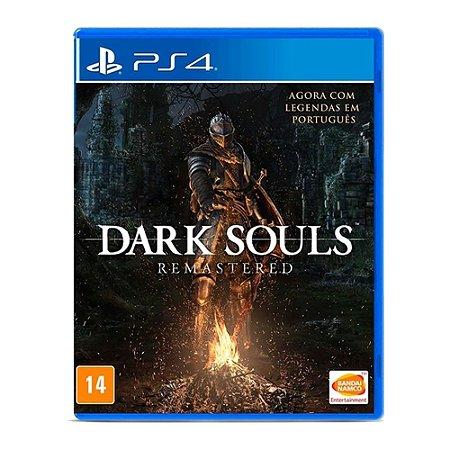 Jogo Dark Souls Remastered - PS4