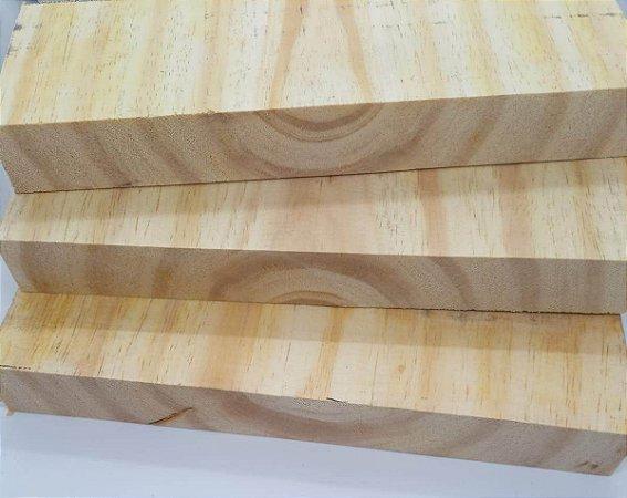 Pinus 29cm x 2cm x 3,00m (aparelhada/seca) – peça