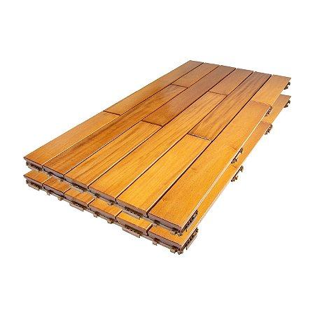 FlexDeck® Ipanema – Cumaru- caixa com 2 peças