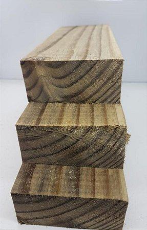 Pinus Autoclavado Aparelhado 9,5x4,5x300cm - peça