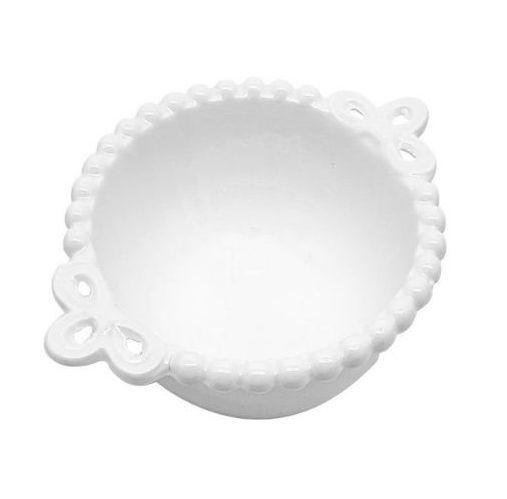 Petisqueira Cerâmica Mini 10,5x5cm