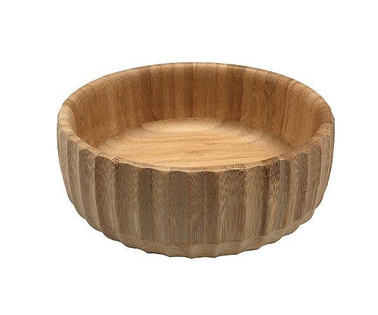 Bowl Canelado Bambu – M
