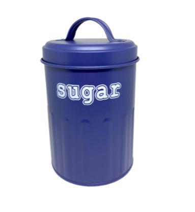Porta Mantimento Sugar Redondo Azul