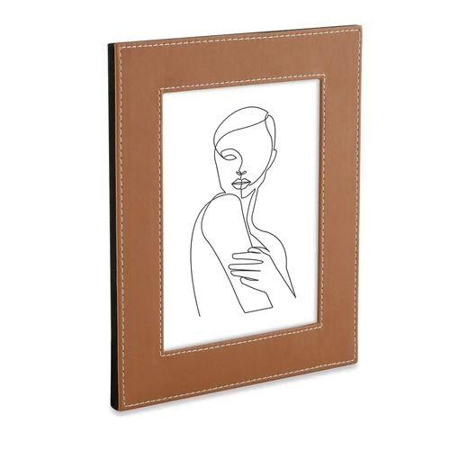 Porta-Retrato 10x15 Com Revestimento Sintético