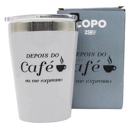 Copo Depois do Café Eu Expresso 300ML