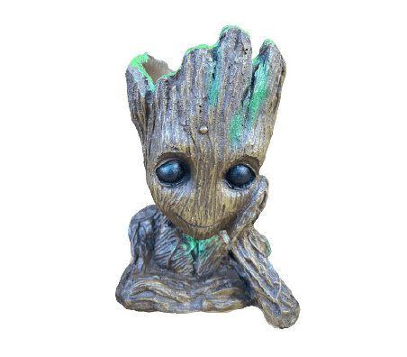 Vaso Cachepô Groot - Guardiões Da Galáxia
