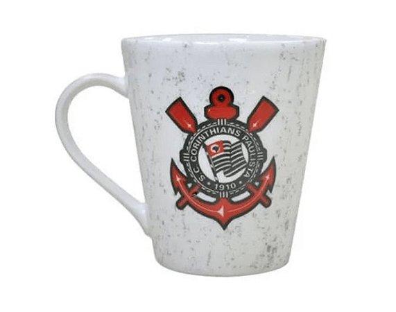 Caneca De Porcelana Corinthians 300 Ml