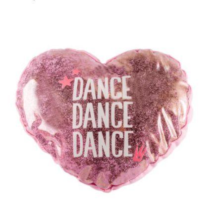 Almofada Shape Coracao - Dance