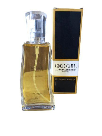 Good Girl Carolina Herrera New York - Perfume Feminino Replica 50 ml