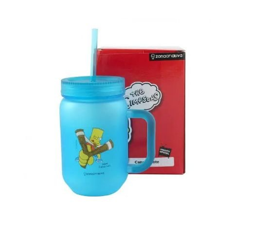 Caneca Pote The Simpsons Bart