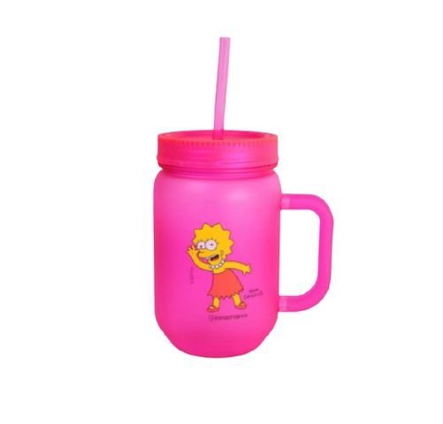 Caneca Pote The Simpsons Lisa