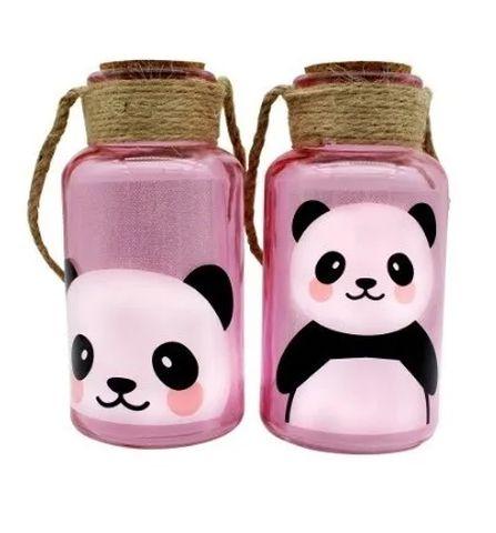 Conjunto 2 Luminária Pote de Panda